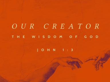 02 04 2018 Our Creator: The Wisdom of God