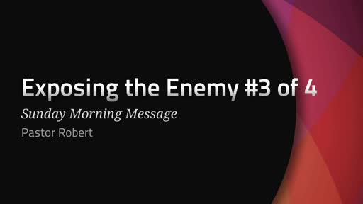 Exposing the Enemy #3