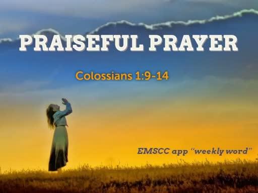Praiseful Prayer