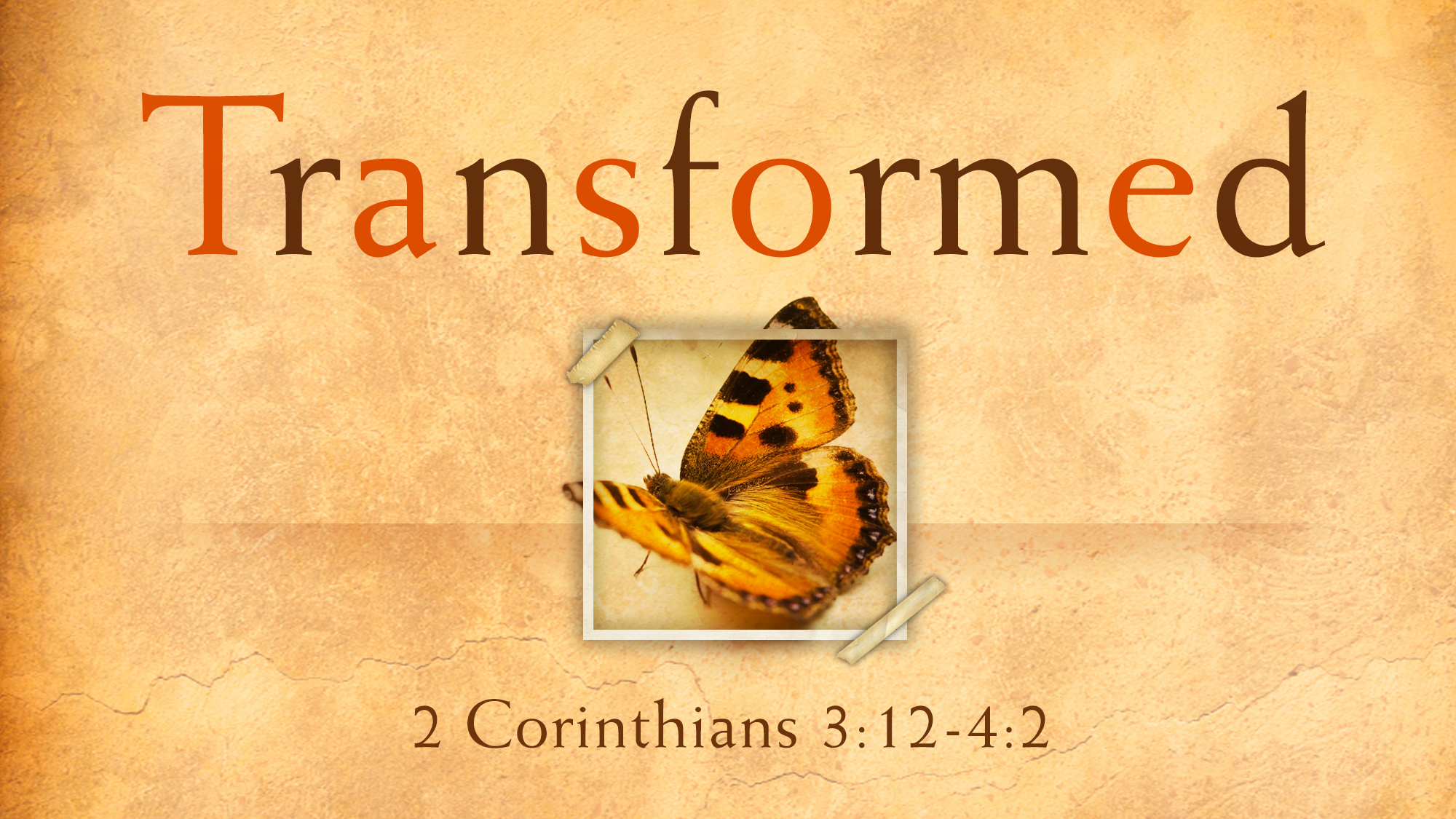 2 Cor 3 12 4 2 Transformed Faithlife Sermons