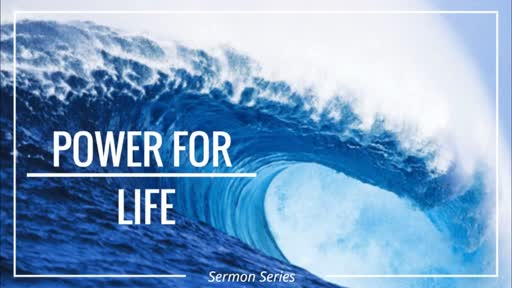 Power for Life - Something Happened on the Way to Heaven
