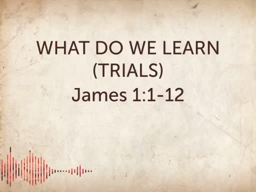 What Do We Learn (Trials)