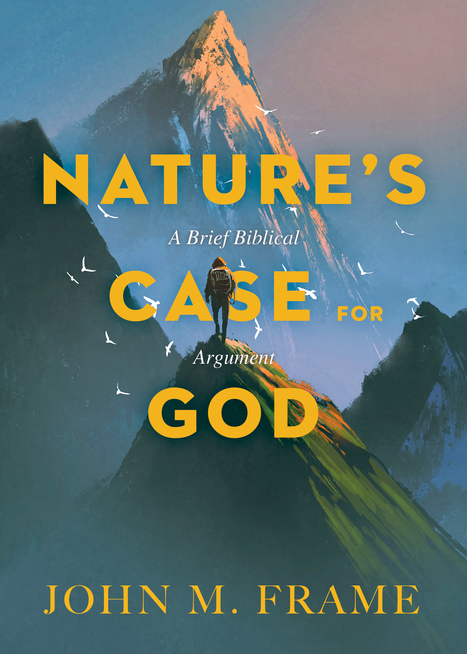 Nature's Case for God: A Brief Biblical Argument