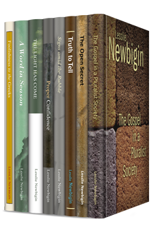 Eerdmans Lesslie Newbigin Collection (8 vols.)