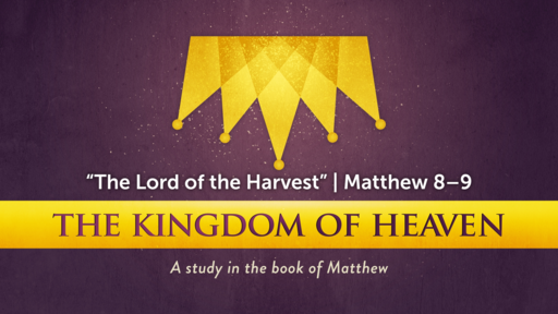 """""""The Lord of the Harvest"""" 