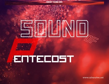 The Sound of Pentecost
