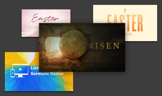 Free Easter Media
