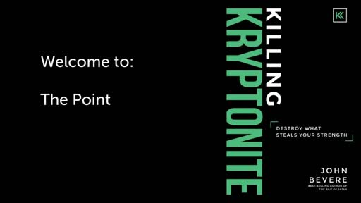 Killing Kryptonite part 1