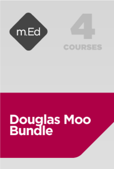 Mobile Ed: Douglas Moo Bundle (4 courses)