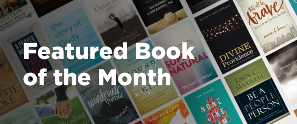 Featured Book of the Month