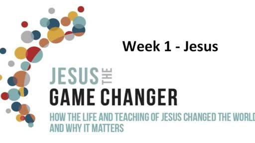 Jesus the Game Changer National Campaign