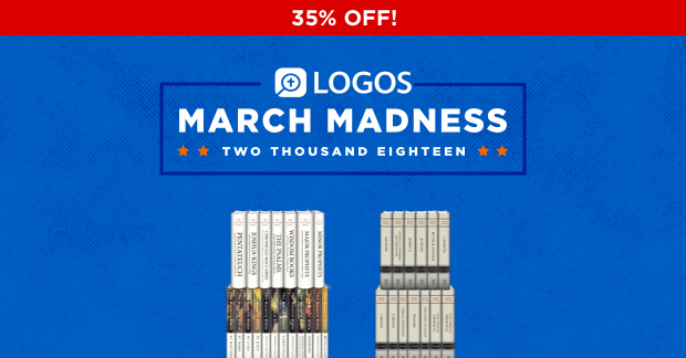 Logos March Madness Round 1 Deals!
