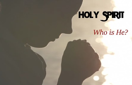 Who is the Holy Spirit?:  Who, not What?
