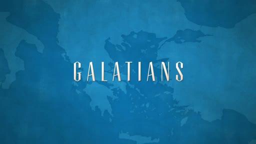 Galatians - Week 12 - 3:15-22
