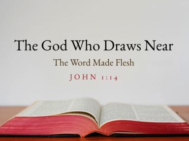 03 04 2018 The God Who Draws Near