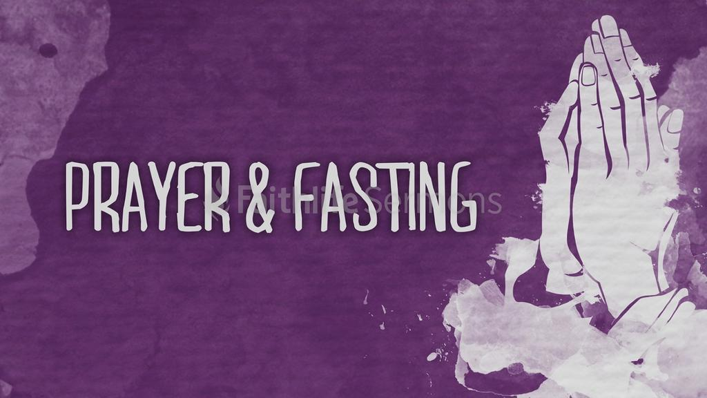 Prayer and Fasting preview