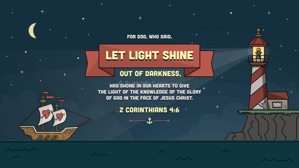 2 Corinthians 4:6 large preview