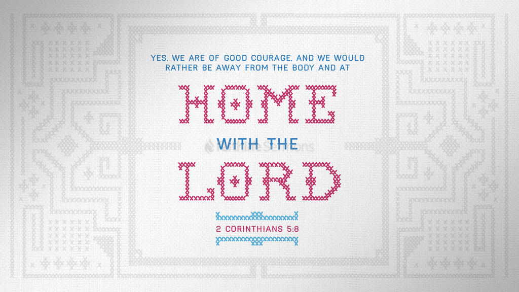 2 Corinthians 5:8 large preview