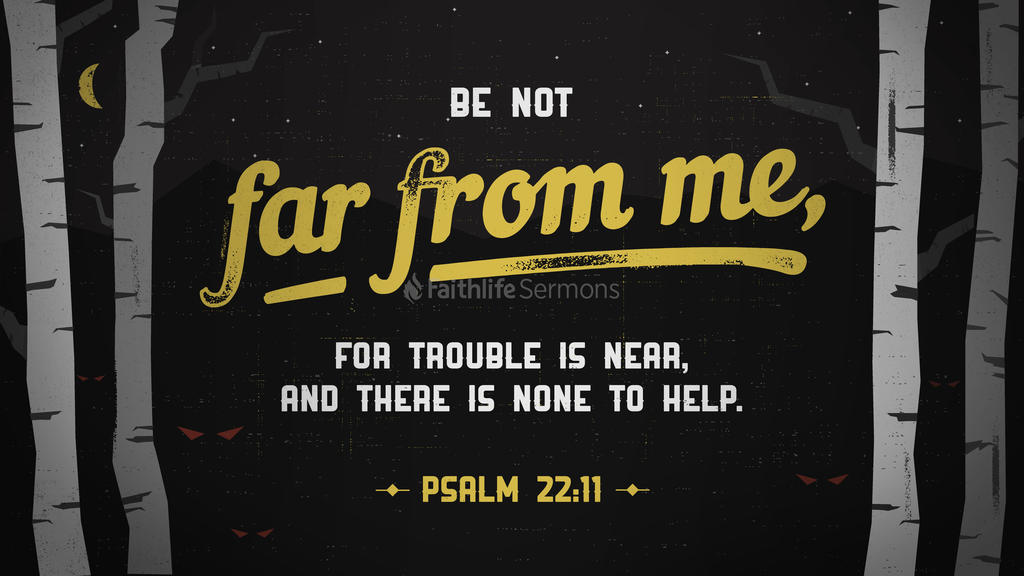 Psalm 22 11 3840x2160 preview