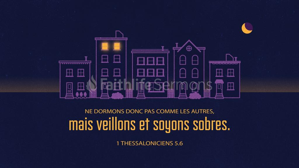 1 Thessaloniciens 5.6 large preview