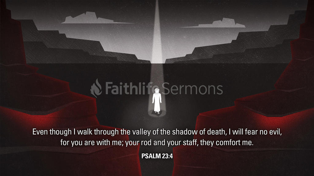Psalm 23:4 large preview