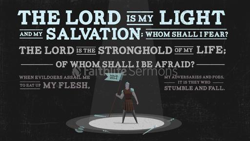 Psalm 27:1–2