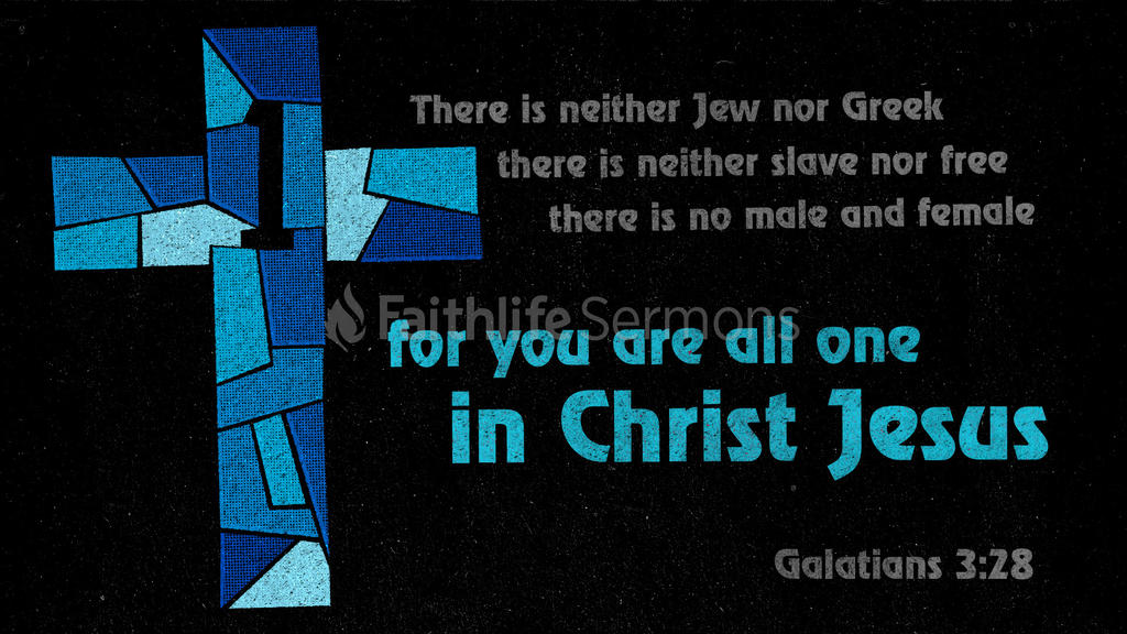 Galatians 3:28 large preview