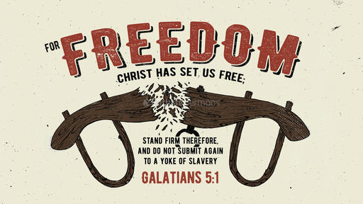 Galatians 5:1