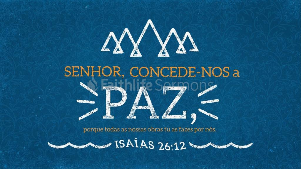 Isaías 26 preview