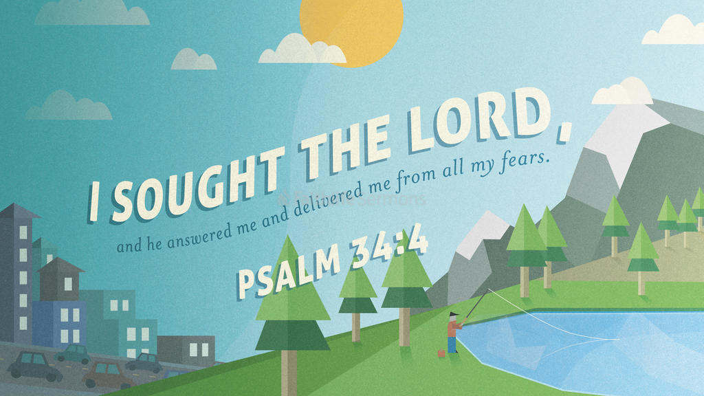 Psalm 34:4 large preview