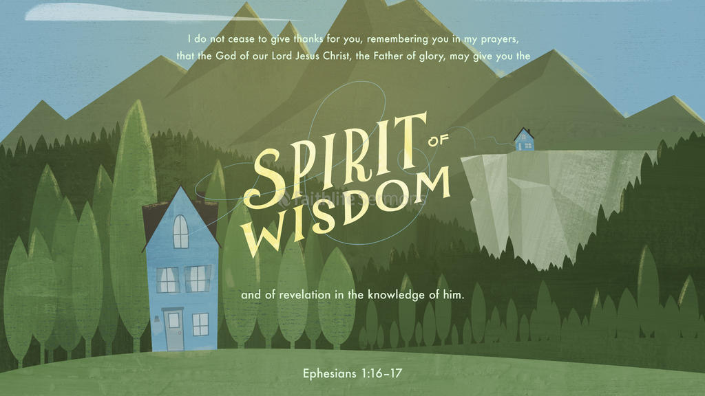 Ephesians 1:16–17 large preview