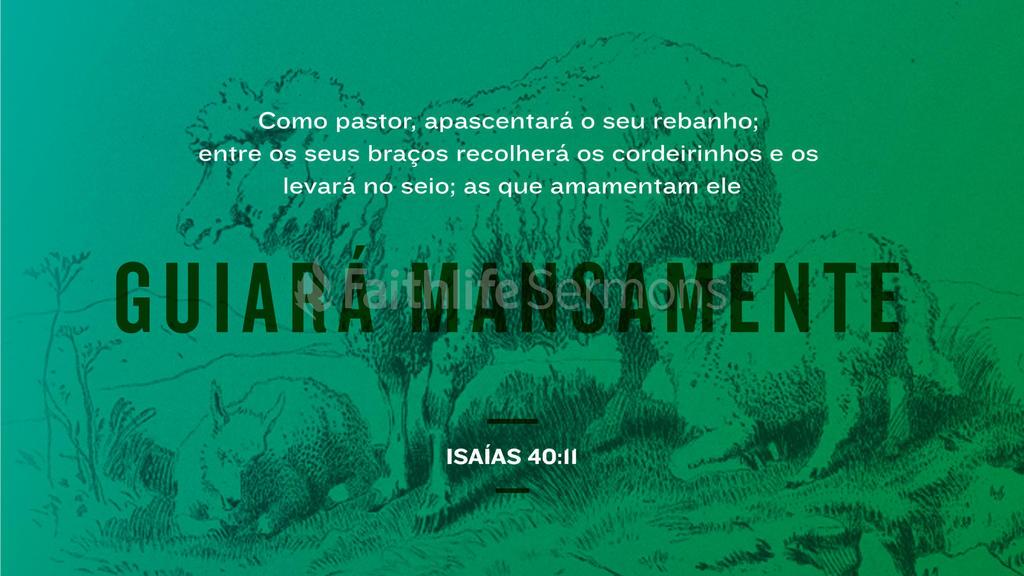 Isaías 40 preview