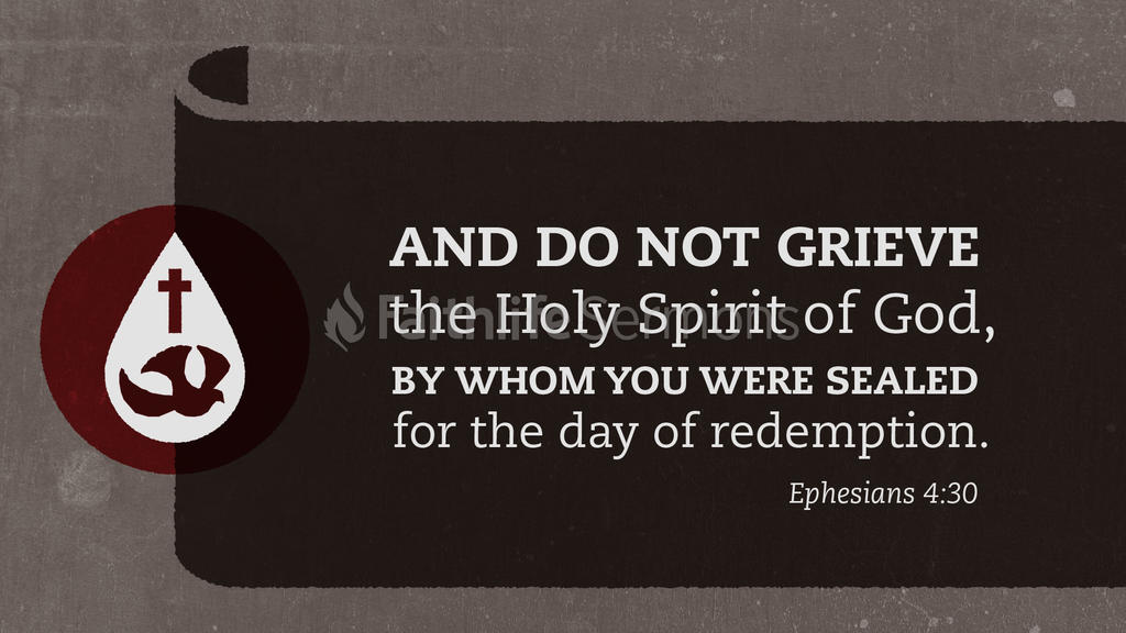 Ephesians 4:30 large preview