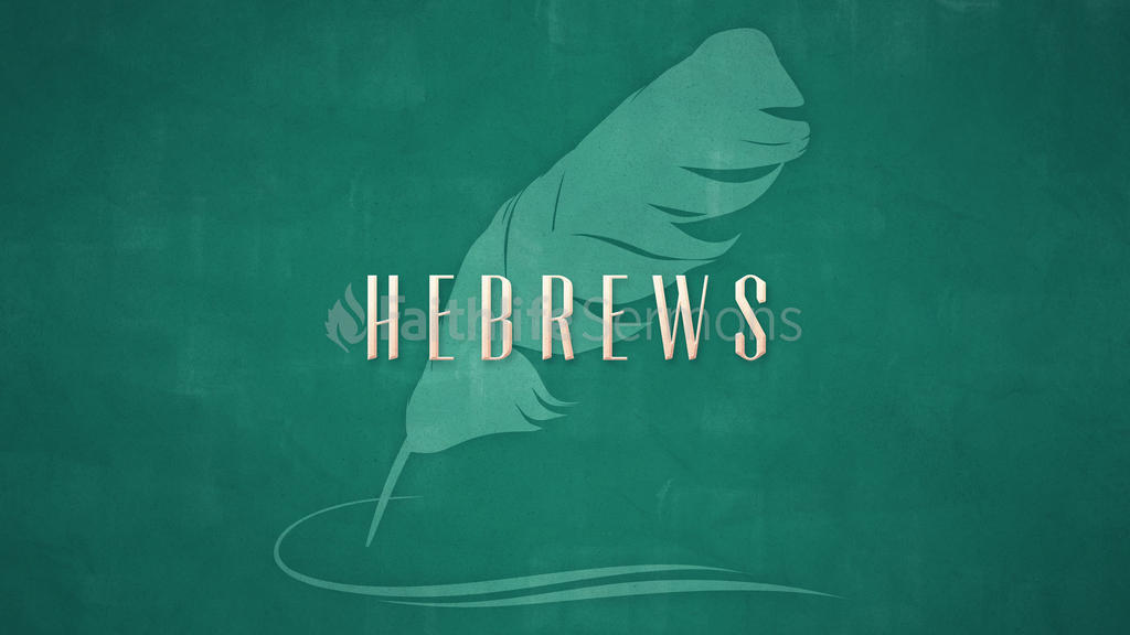 Hebrews large preview