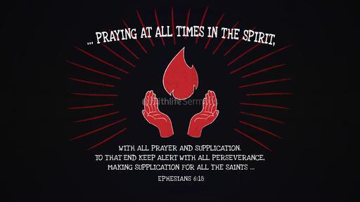 Ephesians 6:18