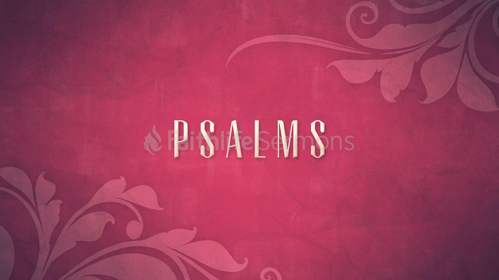 Psalms 16x9 preview