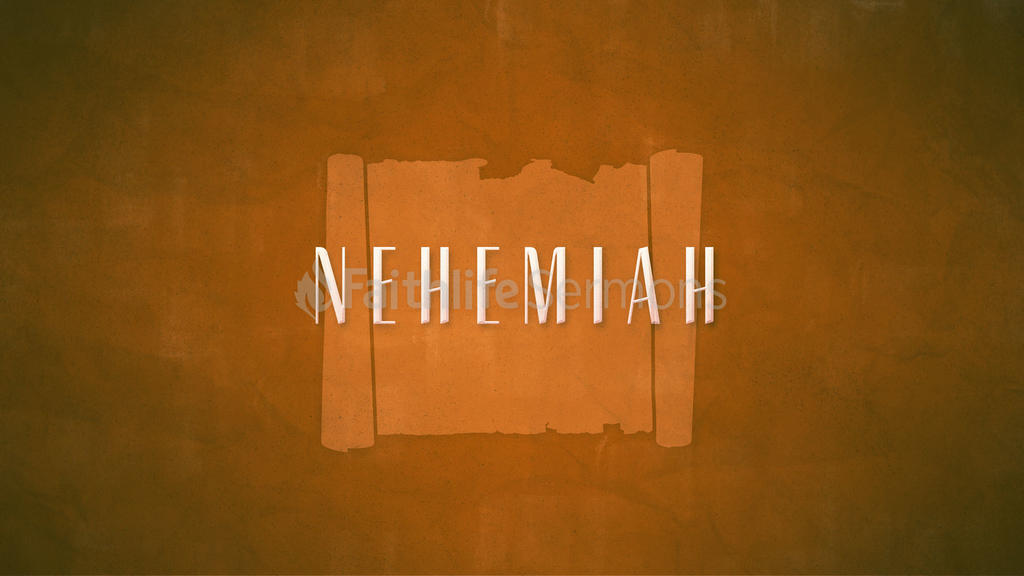 Nehemiah large preview