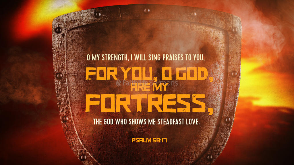 Psalm59 17full preview