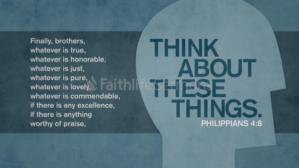Philippians 4:8 large preview
