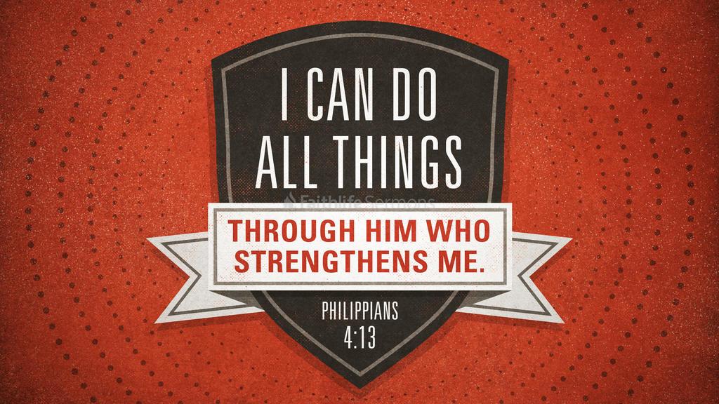 Philippians 4:13 large preview