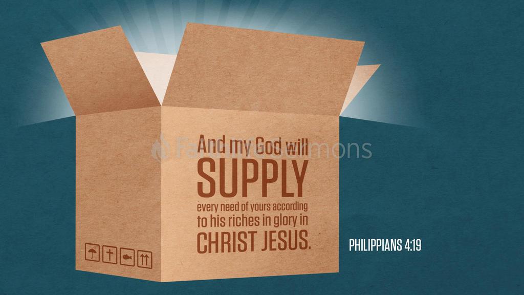 Philippians 4:19 large preview