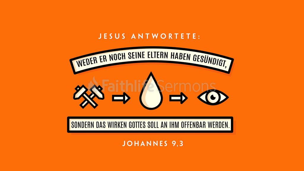 Johannes 9,3 large preview