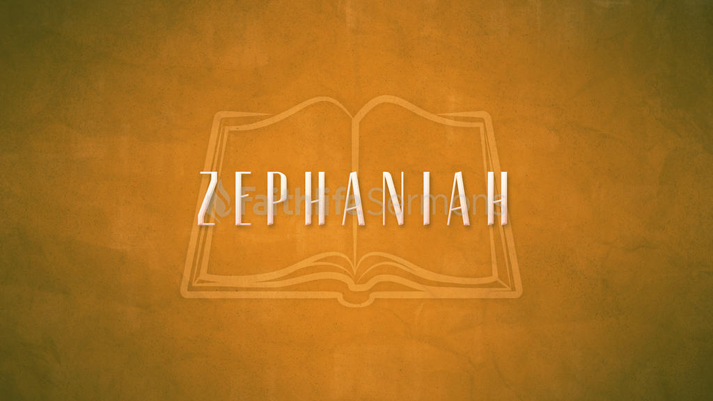 Zephaniah large preview