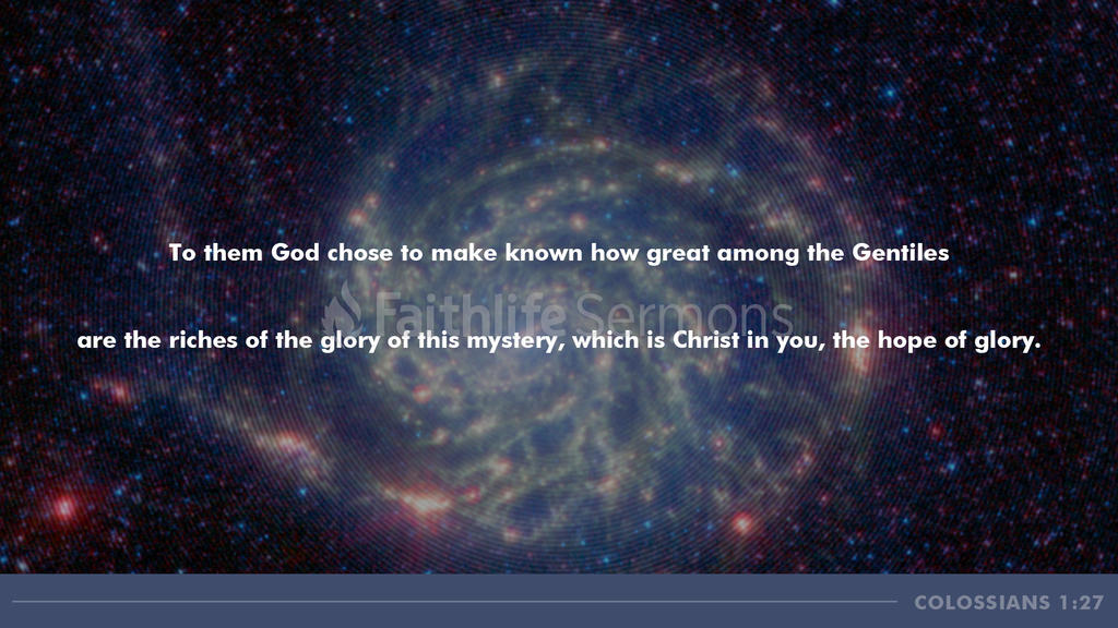 Colossians 1:27 large preview
