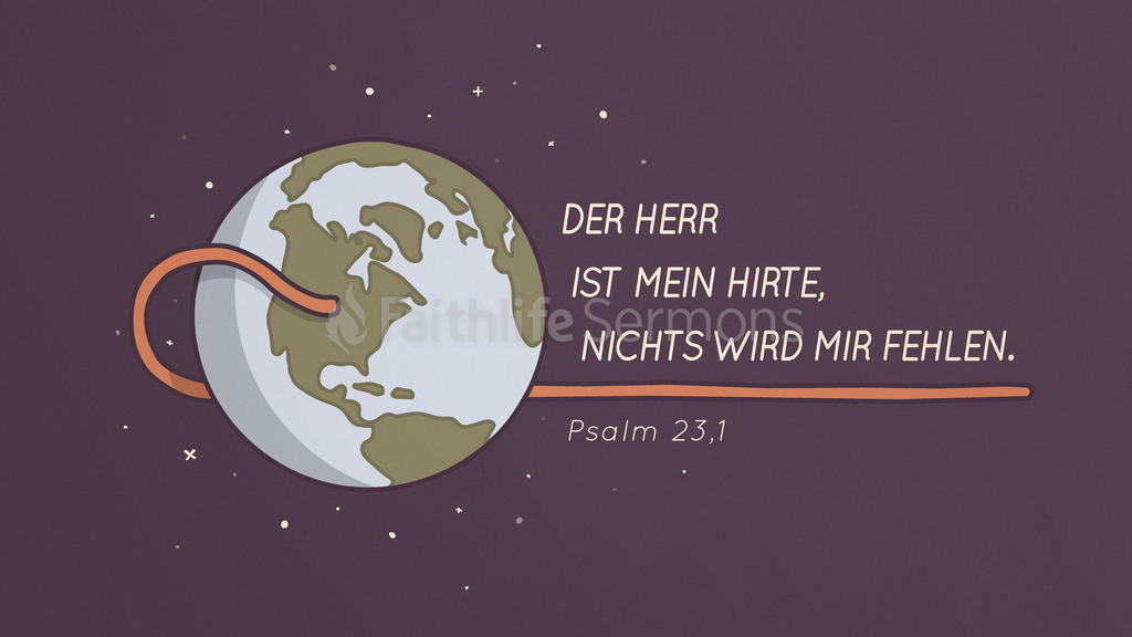 Psalter 23,1 large preview