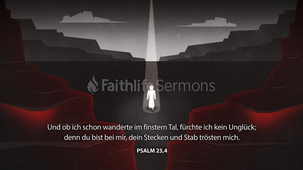 Psalter 23,4 large preview