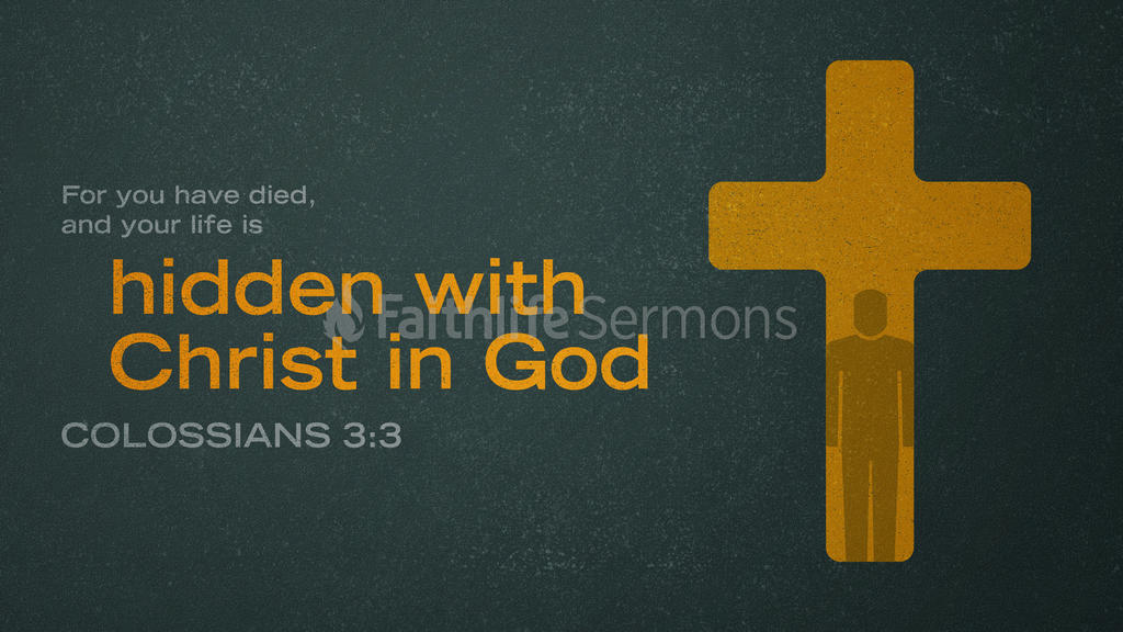 Colossians 3:3 large preview