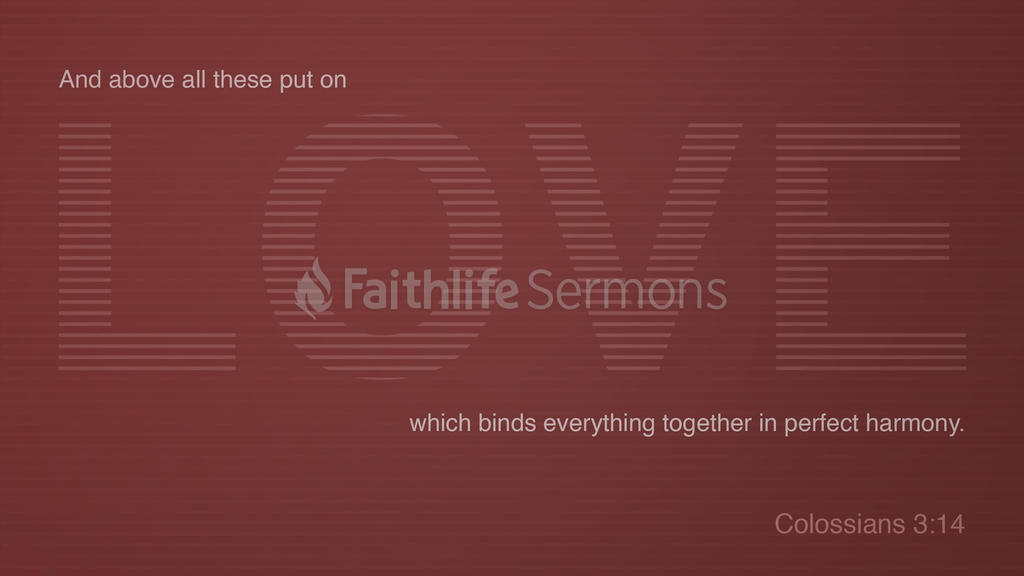 Colossians 3:14 large preview