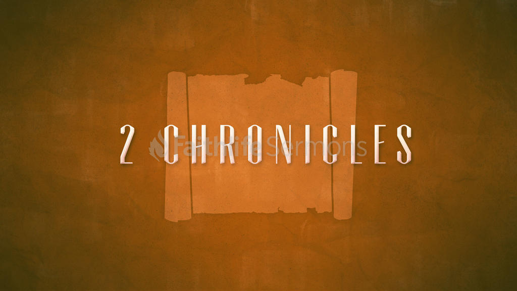 2 Chronicles 16x9 preview