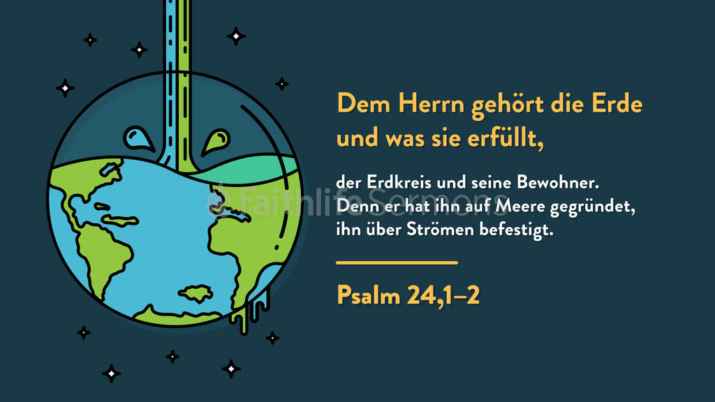 Psalter 24,1–2 large preview